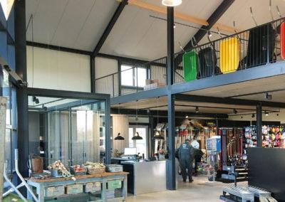Boerderijwinkel in Leusden